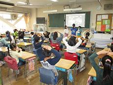 江東区立小学校 コロナ どこ